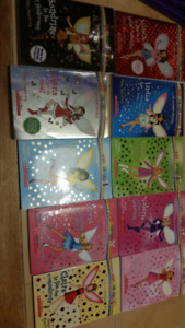 French Rainbow Magic Fairy Books - 10 books