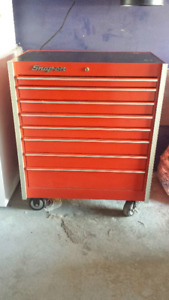 Snap On Candy Red Tool Box