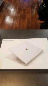 "MICROSOFT 13.5"" SURFACE BOOK I5,8GB,128GB $899PLUS TAX LIKE NEW!"