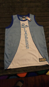 Classic L. A. Lakers Powder Blue Jersey - As New