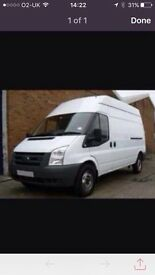 Lanarkshire Man & Van - Same Day Service Available