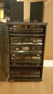 STEREO SYSTEM & DVD