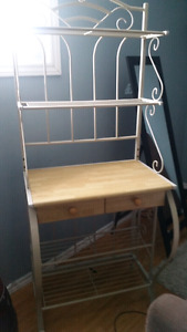 Bakers rack  in mint condition!