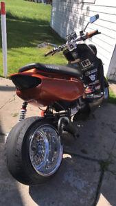 Scooter yamaha bws unique