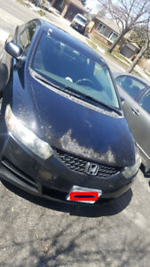 Honda Civic Coupe ( 2 doors) 2009