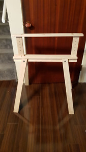 Wood Saw Horse - Adjustable Height