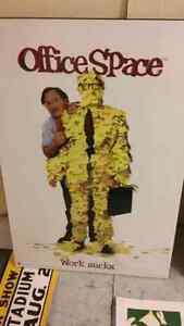 """Pop Art or Wall Art: """"Office Space"""" Movie Poster"""