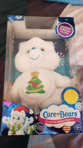 Christmas Wishes Bear.Care Bears Christmas Wishes Bear Collectables Gumtree