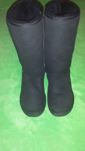 For sale, a pair ugg boots  like new,