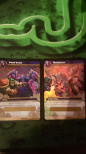 Wow tcg loot cards