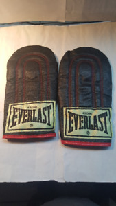 Everlast heavy bag boxing gloves (Large Hands) #43086