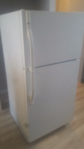 JUST REDUCED! Fridge and stove moving sale.