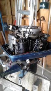 18 hp evinrude