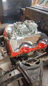 1963 Impala SS 2 DR.  Hardtop, 409 ,4 Speed