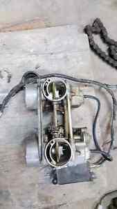 Carburetors for 1981 cb400t hawk