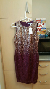 Brand-new Sequin Party Dress Size XS