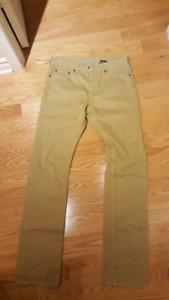 Jeans men on sale / jeans en solde homme