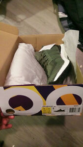 Looking to sell Adidas Ultra Boost in Onyx and Olive Kitchener / Waterloo Kitchener Area image 1