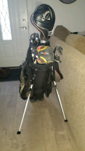 Mizuno MP-30 Golf Clubs with driver, extras and bag!!