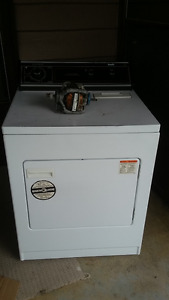 inglis electric dryer with new spare motor
