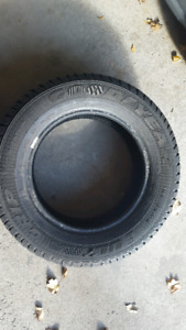 Brand new Good year winter tire (only one)