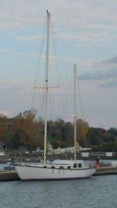 36' Ketch For Sale