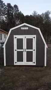 Newly renovated 8x8 Shed