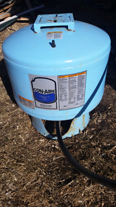 Con-aire controlled air water tank