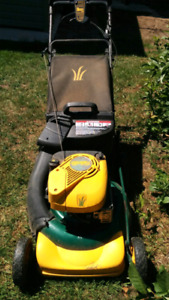 Sold  yup gone..Lawnmower self propelled