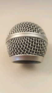 Shure SM58 microphone grille replacement