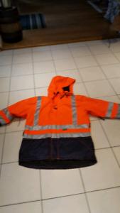 Helly Hanson work jacket