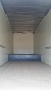 27' Moving & Storage Trailer, w/Dollies & Pads/Blankets