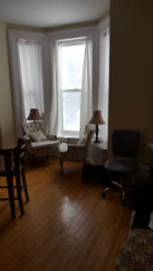 One Bdrm Apt  Fully furnished (Graduate Students/ IR Compliant)