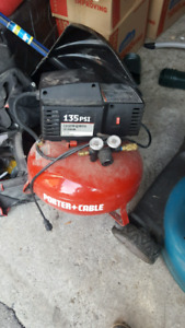 135 psi 2hp compressor
