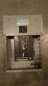 Blue Line Breaker Panel & Breakers