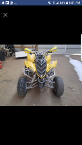 2009 renegade 800/raptor 700