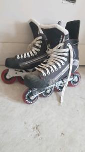 New- roller blades 7.5