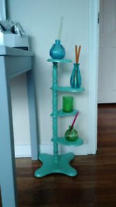 Plant stand, shabby Chic vintage