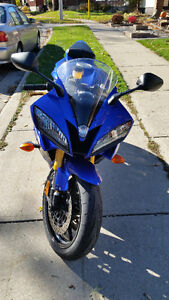 Extra clean great running Yamaha YZF Kitchener / Waterloo Kitchener Area image 5