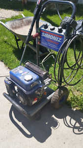 FS: 3200psi Pressure Washer Gas Powered