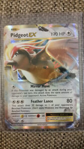 Pokemon Ex and Mega Ex cards for sale  Great stocking stuffers