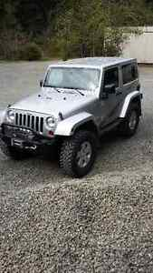 2011 Jeep Wrangler 4X4 w/Upgrades