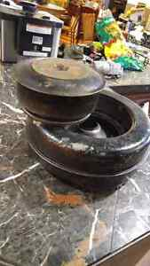 1957 chevy air filter housing West Island Greater Montréal image 2