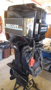 Rebuilt 1990 mercury 90hp forsale
