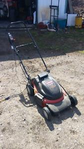 Troy-Bilt Battery powered lawnmower