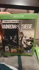 Xbox One Rainbow Six Siege with Gold Pass