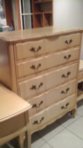 French Provincial 3 pc set