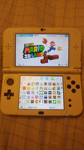 Nintendo new 3ds XL FE Edition *Hacked*