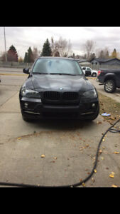Bmw x5 2007 4.8 for parts
