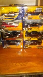 Jada 1/24 collectable cars